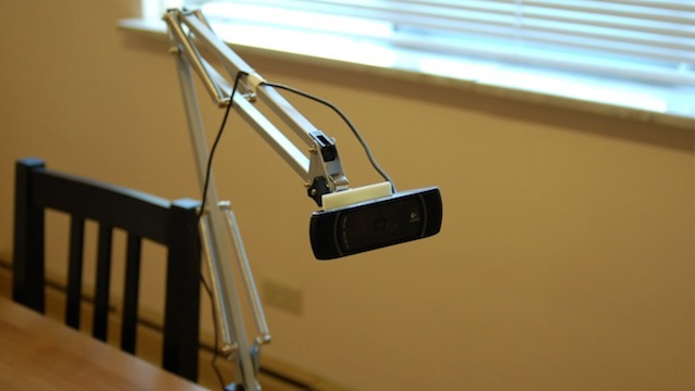 Use a Cheap IKEA Lamp to Build an Affordable Desktop Camera Jig