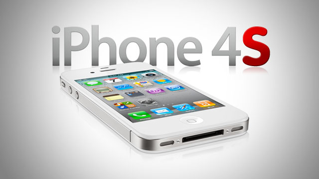 iPhone 4S Available for Pre-Order on October 7th, Shipping on the 14th