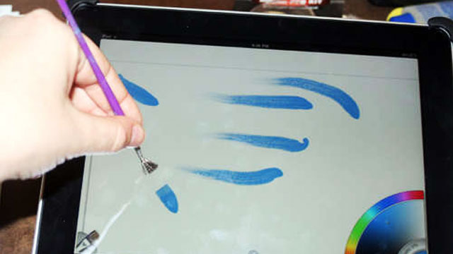 Make Your Own Tablet-Friendly Paintbrush