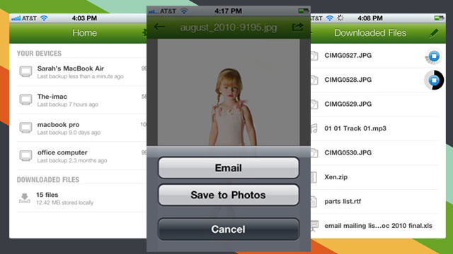CrashPlan iPhone and Android Apps Let You Browse and Download Your Backed Up Files on the Go