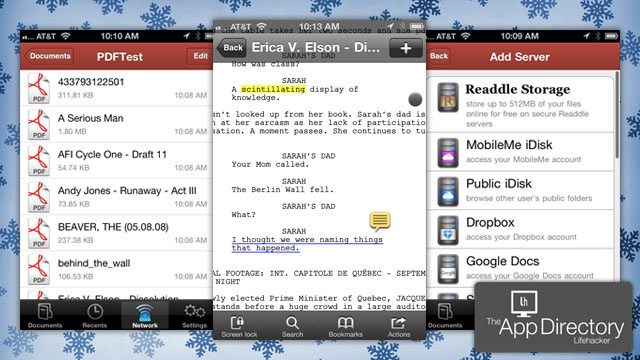 The Best PDF Viewer/Editor for iPhone