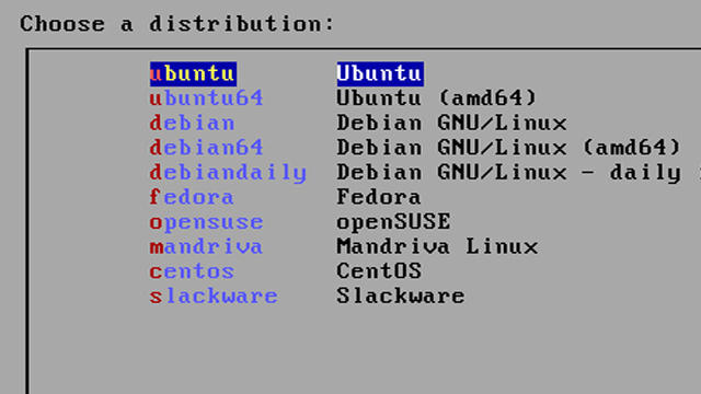 NetbootCD Installs and Updates Multiple Linux Distros on One Disc