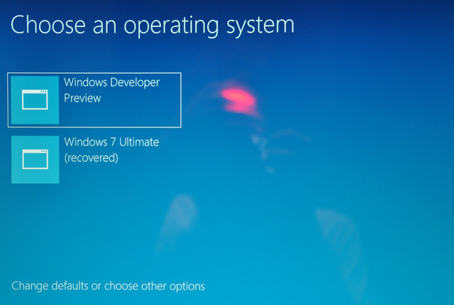 How to Dual-Boot Windows 7 and Windows 8 Side By Side
