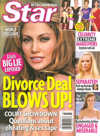 This Week In Tabloids: Jennifer Aniston Is Not Taking Birth Control
