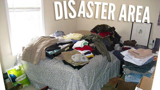 How Do I Get Rid of Clothes Clutter?