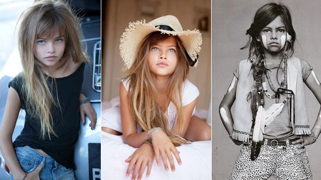 Fashion Industry Salivates Over Creepy Photos Of 10-Year-Old French Girl