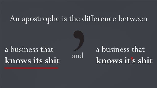 how to put apostrophe after s