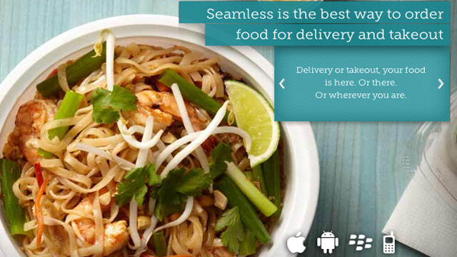 Most Popular Web-Based Food Delivery Service: Seamless