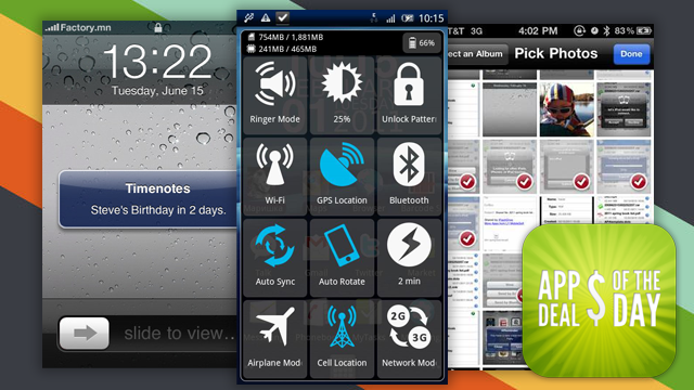 Daily App Deals: Toggle Android Settings Easily with MySettings Pro, Now $0.99