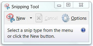 How To Snipping Tool