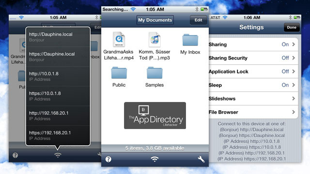 The Best File Management App for iPhone