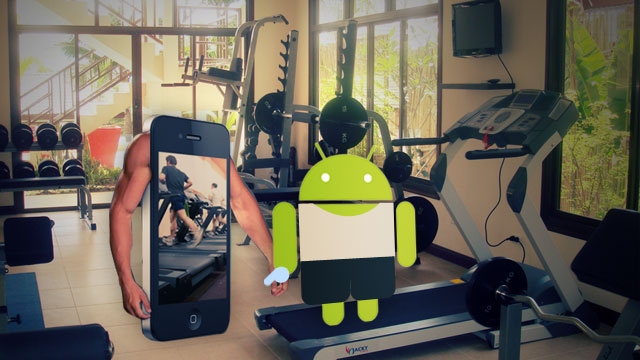 Turn Your Phone into a Personal Trainer that Fits in Your Pocket