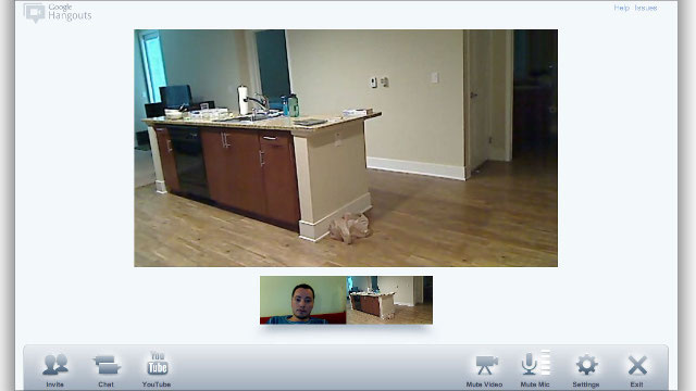 Set Up a Simple Home Surveillance System with Google+ Hangouts