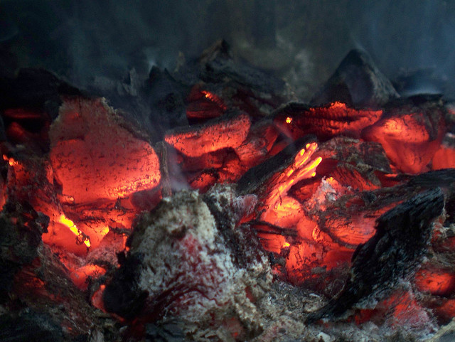 Increase Grilling Flavor By Making Your Own Charcoal