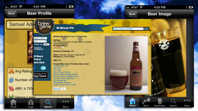"BrewGene's ""Beer Discovery Engine"" Helps You Find a Good Beer"