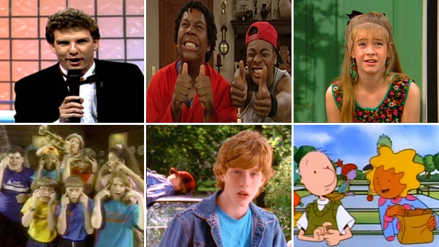 Nickelodeon's 90s Revival Debuts To High Ratings