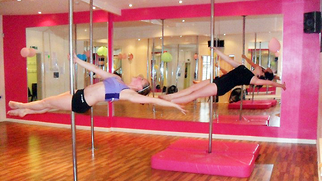 The Pole-Dancing Children Of Facebook