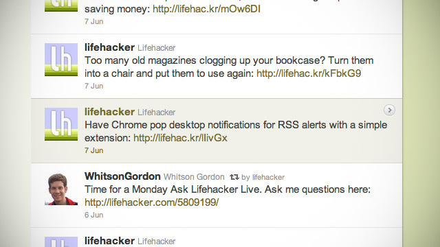 Follow Lifehacker on Twitter for All the Best Tips, Its Writers for Added Eccentricity