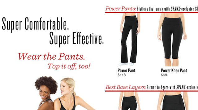 Introducing Athletic Spanx, For A Smooth Silhouette At The Gym
