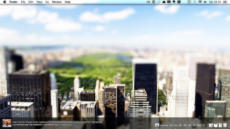 Mini Sky Bar Desktop