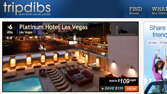 TripDibs Lets You Lock In a Great Hotel Price Now and Book It Later