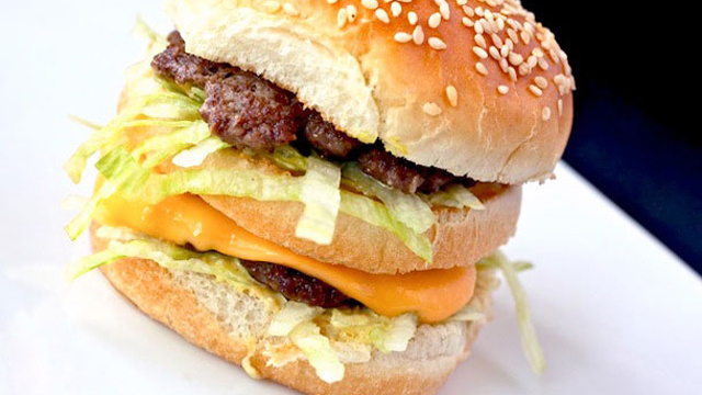 Build Your Own Big Mac for Higher Quality Eats