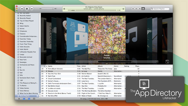 The Best Music Player Application for Mac