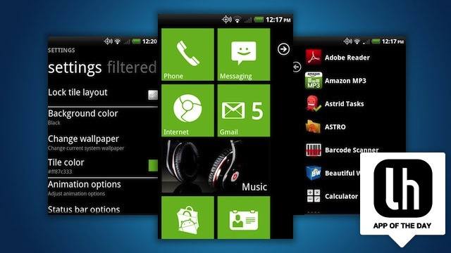 Launcher 7 Brings Windows Phone's Simple, Attractive Interface to Android