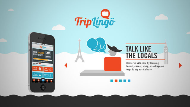 TripLingo Teaches You Foreign Language Phrases You'll Actually Need When Traveling