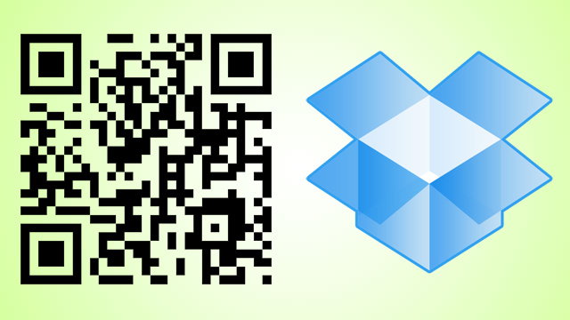Use QR Codes and Dropbox to Share Event Photos