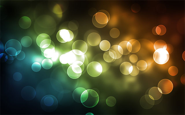 Bring Your Work into Focus with These Mostly Bokeh Wallpapers
