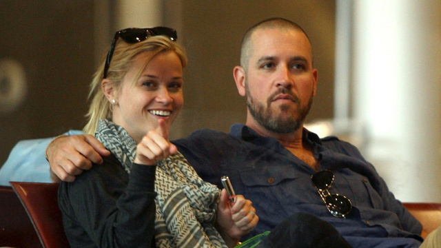 Reese Witherspoon's New Husband Impressed She Can Curl Her Lashes Without A Mirror