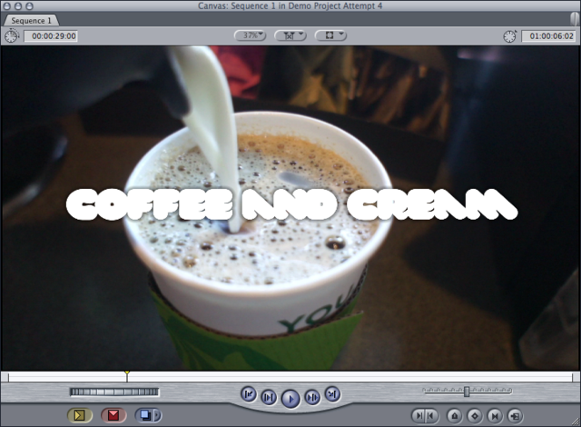 The Basics of Video Editing Part III: Effects and Color Correction