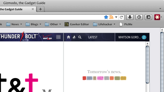 RSS Icon Brings Quick RSS Access Back to Firefox's Address Bar