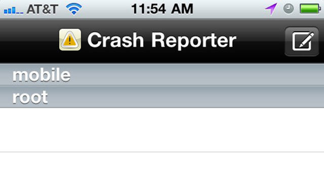 How to Quickly Troubleshoot iOS Jailbreak Issues with CrashReporter