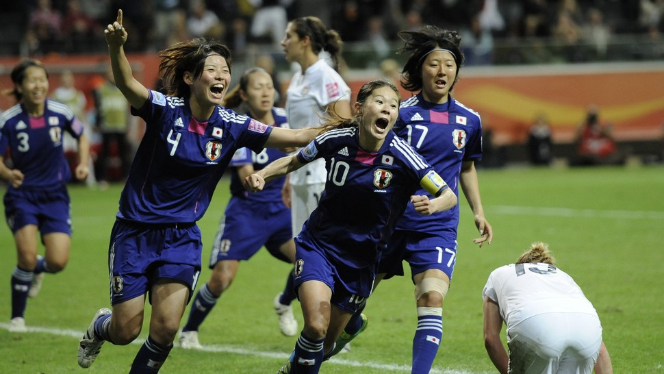Japan Defeats US in Nail Biting Shootout