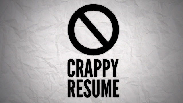 Keep Resume Content Brief to Avoid Being Passed Over