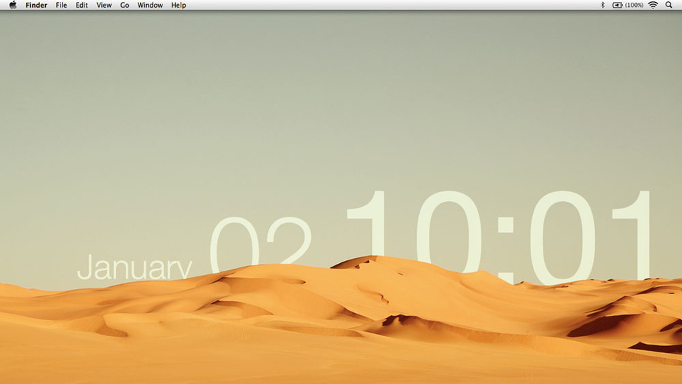 The Sands of Time Desktop