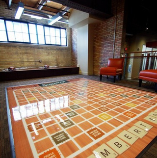 Scrabble Boards and Basketballs: Inside the Offices of Lambert, Edwards & Associates
