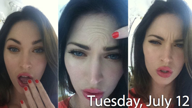 Docs Suspect Megan Fox Faked The No-Botox Pix