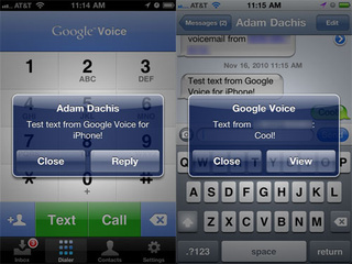 Google Voice for iPhone Is Now (Finally) Available