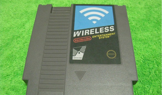 Mod an NES Cartridge into a Wireless Router