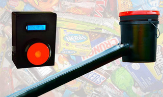 Build an Automated Halloween Candy Dispenser