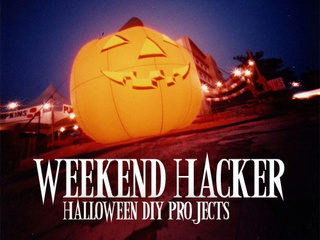 Weekendhacker: DIY Projects for Your Halloween Weekend