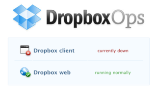 What Do I Do When Dropbox Goes Down?