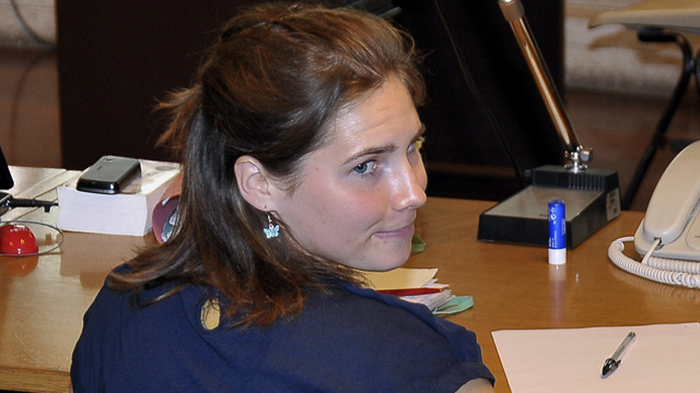 In Victory For Amanda Knox, Experts Say DNA Evidence Was Unreliable