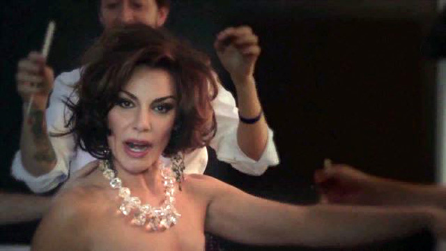 Countess LuAnn's New Music Video Is Terribly Subtle