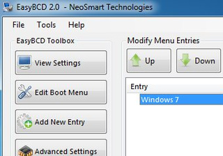 EasyBCD 2.0 Makes Dual-Booting Easier, Now Supports Windows 7