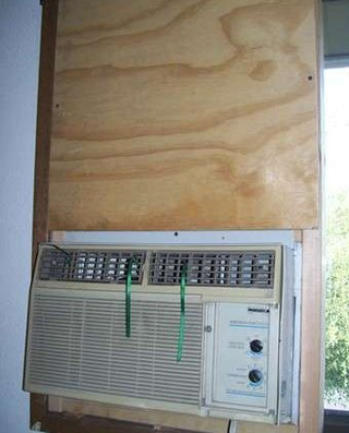 AIR CONDITIONER INSTALL ILIDER WINDOW, SIMPLE, EASY
