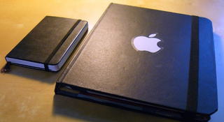 DIY Moleskine Case Protects and Camouflages Your iPad